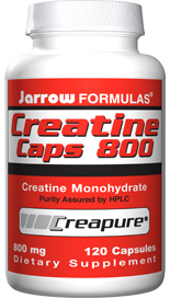 Intense anaerobic exercise, such as weight lifting and sprinting, depletes ATP and greatly increases the demand for creatine..