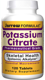 Potassium is the predominant electrolyte within cells and essential for maintaining proper cellular tonicity..