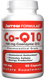 Co-Q10, an important antioxidant found in high concentration in human heart and liver..