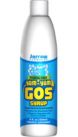 Yum-Yum GOS™ Prebiotic Fiber Syrup supports digestive health and immune function by promoting the growth of both Bifidobacteria and Lactobacilli, important health-promoting bacteria..
