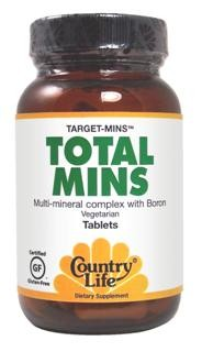 Target-Mins are complexed with specific free-form amino acids and other carriers for optimum mineral transport..