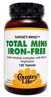Target-Mins are complexed with specific free form amino acids and other carriers for optimum mineral transport..
