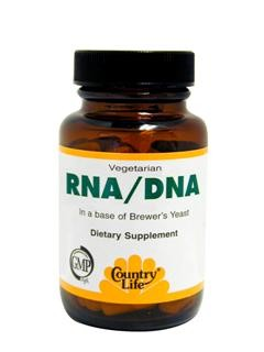 An ideal 10 to 1 ratio of these vital nucleic acids RNA and DNA, in a base of Brewer's Yeast..