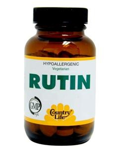 The Rutin in this product is N.F. grade (National Formulary) which is the highest grade Rutin available, and is especially effective..