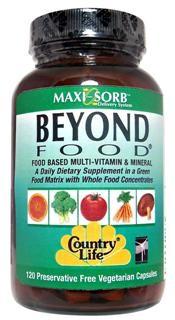 Green Food Matrix, Whole Food Multi Vitamin.