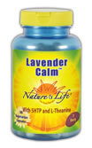 With 5 HTP and L-Theanine Nature's Life Lavender Calm dietary supplement is a proprietary blend of botanicals traditionally used for mood and stress support. A calming non-drowsy herbal formula that works..