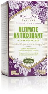 ReserveAge Organics Resveratrol: Studies have proven that the active polyphenols found in the skin, seeds and stems of grapes, are the same element found in red wine which increases cellular productivity and longevity. Activating the longevity gene, SIRT1, can lead to a longer and healthier life..