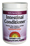 Intestinal Conditioner from Nature's Life nurtures the gastrointestinal system for a healthy absorption of ingested nutrients..