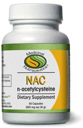 NAC (n-acetyl-cysteine) helps the body to neutralize toxins,  especially in the liver and lymphatic system..