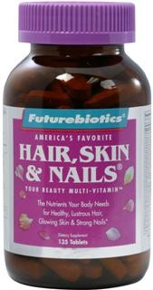 The Nutrients Your Body Needs for Healthy, Lustrous Hair, Glowing Skin & Strong Nails. America's #1-selling beauty multi-vitamin -  Lustrous hair, glowing skin and strong nails -  24 vitamins, minerals and herbs.