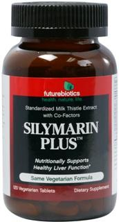 Silymarin Plus combines Milk Thistle extract, standardized for 80% silymarin, with six other supportive herbs and nutrients including Dandelion root and Beet root. This unique, vegetarian formula helps nutritionally support healthy liver function.  Milk Thistle extract has been used for centuries for both digestion and liver concerns..