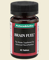 Brain Fuel™ is a comprehensive formula of vitamins, minerals, amino acids and botanicals that brings together some of the most recent findings in nutritional supplementation and brain health.  The average brain weighs only about 3 pounds, yet it requires a constant supply of nutrition and energy to maintain normal functioning. Select vitamins and minerals help provide effective nutritional support..