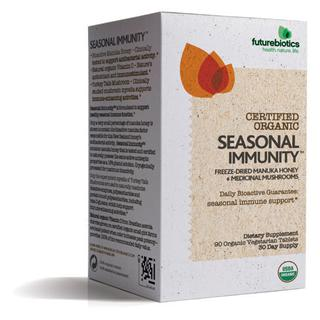 Enzymatically-active, unheated certified organic manuka honey. Bioactive polysaccharide-rich compounds from treasured certified organic turkey tails mushroom mycelium. Natural vitamin C from specially grown and processed certified organic acerola cherries.
