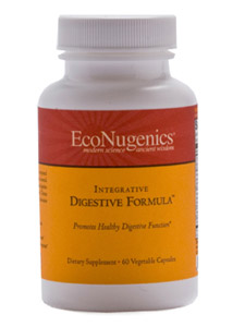 Integrative Digestive Formula is a multi-nutrient compound containing minerals, medicinal mushrooms, herbs and essential nutrients. This blend has been formulated to promote digestive health utilizing the principles of Traditional Chinese, Tibetan and Ayurvedic medicine, which are then integrated with modern alternative medicine..