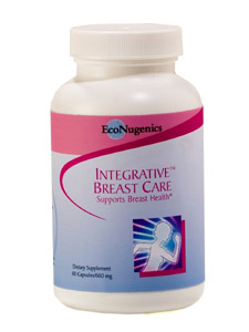 Integrative Breast Care formula is a multi-nutrient compound containing essential nutrients, medicinal mushrooms, minerals and botanicals. This multi-dimensional formula is utilized to promote breast health and can be used for either active support or for long term maintenance..