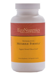 Integrative Metabolic Formula™ is a multi-nutrient compound composed of minerals, medicinal mushrooms, herbs, and essential nutrients. This blend has been formulated to support a healthy metabolism utilizing the principles of Traditional Chinese, Tibetan and Ayurvedic medicine, which is then integrated with modern alternative medicine..
