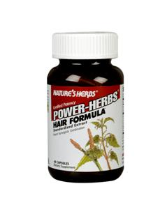 A potent synergistic combination of herbs and vitamins formulated to help promote beautiful hair..