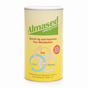 Jumpstart your diet with Almased Natural Weight Loss Protein Powder.