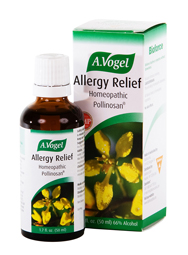 Exclusive formula featuring Cardiospermum, homeopathic anti-allergy  alternative. Providing relief for hay fever, sneezing, watery & swollen eyes, nasal congestion and allergic reaction..