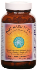 Whole food organic, truly 100% natural vitamin C.  Potent blend of organic whole foods and wildcrafted camu camu..