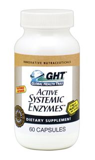 Active Systemic Enzymes are not only recommended as an anti-inflammatory and pain reliever, but also for its potential to help reduce cholesterol, support heart health, and boost the immune response..