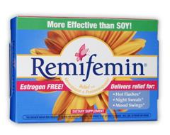 Remifemin Menopause Relief Clinically Tested Safe Alternative to Hormone Replacement Therapy.