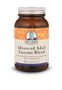 Promotes Healthy Digestion for Aging Adults. For seniors and adults with compromised digestion..