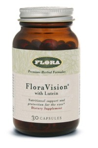Nutritional support and protection for the eyes in a premium herbal supplement containing Lutein, Zeaxanthin and a standardized bilberry extract..