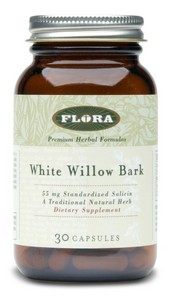 White Willow Bark is a natural herb used traditionally to gently soothe away tension and other minor aches and pains..