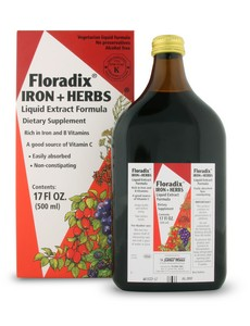 Iron is one of the most common nutrient deficiencies in the world. Unlike other iron products, Floradix Iron + Herbs is non-constipating..