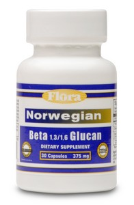 Beta 1,3 / 1,6 Glucan may be as much as 200 times more active than Echinacea..