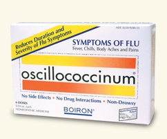 6 pak - Boiron Oscillococcinum Natural Flu Relief Single Dosage Tubes at seacoastvitamins.com today. A must for Flu Season..