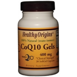 Healthy  Origins is pleased to announce a premium line of CoQ10 softgels containing 100% natural (trans-isomer) Kaneka Q10. All of our CoQ10 gels are formulated with pure cold pressed olive oil for enhanced absorption..