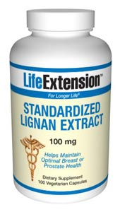 Standardized Lignan Extract - Lignans are phytonutrients, a class of plant compounds beneficial to human health but not classified as vitamins. Lignans are a normal part of a healthy diet and widely distributed in foods.