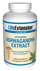 Ashwagandha has been shown to confer improvements in well-being and a healthy outlook..