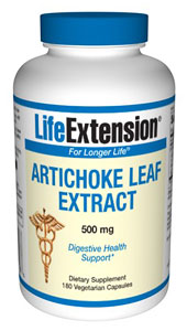 Artichoke Leaf Extract is concentrated and standardized to assure the highest quality, consistency, and biological activity..