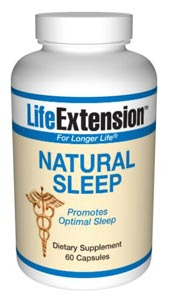 Natural Sleep 60 capsules- Some research has found that melatonin increases the speed of falling asleep and adds to the quality of sleep in about 60% of people who use it..