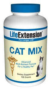 Cat Mix 100 grams - Animals have unique physiological structures, and therefore they need specific food and nutrients to remain in optimal health. No longer considered just animals, household pets are family members who require special attention..