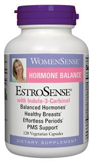 EstroSense is designed to support natural hormone balance for all female hormonal concerns..
