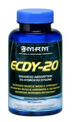 ECDY 20  Hydroxyecdysterone could provide benefits for your body with increased muscle growth and decreased body fat..