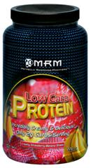 Like a smoothie, strawberry banana Low Carb Protein goes down easy and reduces the potential for carbohydrate binging..