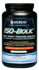 MRM WPI in Vanilla Flavor is enhanced protein for your body that is easily absorbed and ready to be used for your next workout..