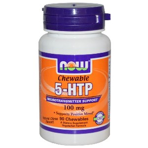 5-HTP increases serotonin levels resuting in postive moods, balancing emotions and may help keep you motivated.  Vegetarian and Vegan Friendly..