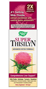 Super Thisilyn Advanced Detox Formula is uniquely formulated to support liver health & detoxification..