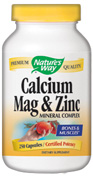 Calcium, Magnessium and Zinc are essential for growth of healthy bones, teeth and muscle functions..