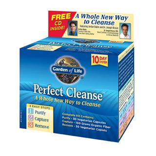 Perfect Cleanse Kit 1 Kit Garden Of Life 2018