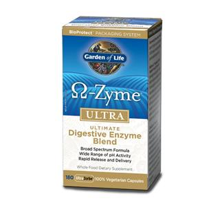 The ultimate digestive enzyme supplement, supporting gastrointestinal health and digestion through a highly potent, comprehensive formula that delivers higher activity per serving of a broader range of enzymes than other leading enzyme formulas. Provides 21 different digestive enzymes, each with a specific function to help your body process proteins, carbohydrates, fats, and difficult to digest foods like broccoli, nuts, seeds, beans, and dairy, increasing nutrient availability to the body.*.
