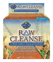 RAW Cleanse is a breakthrough in total digestive system cleansing, active in the entire digestive tract beginning in the mouth and ending with elimination. Designed as a fast-acting internal cleansing system that works in synergy with your bodys own detoxification system, RAW Cleanse is an easy-to-use, triple detox formula that defends, detoxifies and eliminates toxins from the body in only one week..