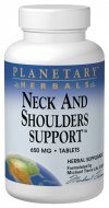 Lower Back Support - Combining Tradition in Easy-To-Take Tablets -  Lower Back Support  and Neck And Shoulders Support unite time-tested herbal traditions with modern science. Each Planetary Formula is exclusively developed by licensed acupuncturist and clinical herbalist Michael Tierra, L.Ac., O.M.D..