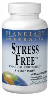 Stress Free Calming Formula helps to provide internal support against external stresses..